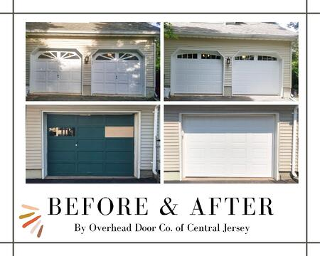 Before and After Photos by overheaddoorco.com2