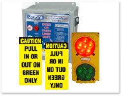 Bottom - Loading Dock Light Communication System McGuire NJ Dock Safety Equipment 1