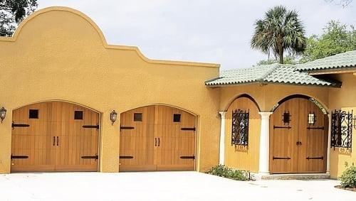 Cambek Designer Residential Garage Doors 17