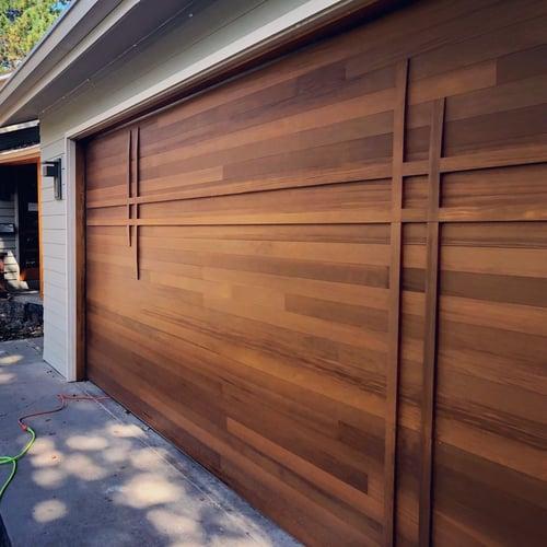 Cambek Designer Residential Garage Doors 33