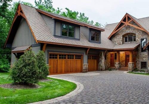 Cambek Designer Residential Garage Doors
