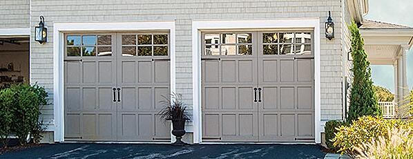 Carriage House Garage Door in NJ 1