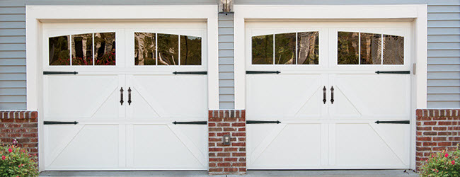 Carriage House Garage Door in NJ 3