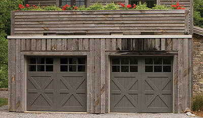 Clopay Carriage House Custom Made Garage Door
