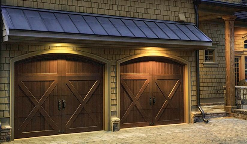 Clopay Carriage House Custom Made Garage Door1