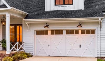 Clopay Steel and Composite Carriage House Garage Door 1