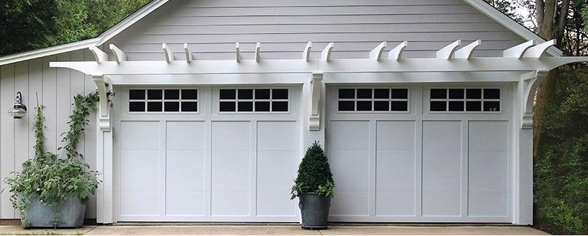 Clopay Steel and Composite Carriage House Garage Door2