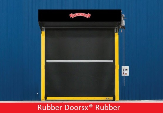 Commercial Doors for Hospitals and Medical Facilities; Overhead Door Company of Central Jersey Commercial Door; High Speed Rubber Doors; RapidFlex® Rubber Doors