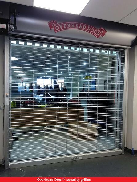 Commercial Doors for Hospitals and Medical Facilities; Security Grilles Overhead Doors