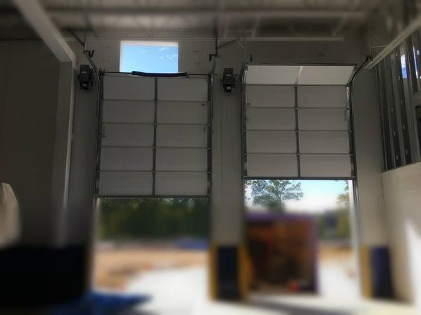 Commercial Operators  Repair or Replace; lock and tag; safety precaution; commercial operators opening doors.