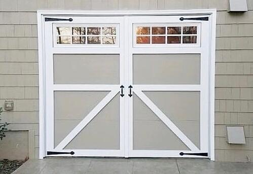 Courtyard Collection® - Carriage House Doors 1