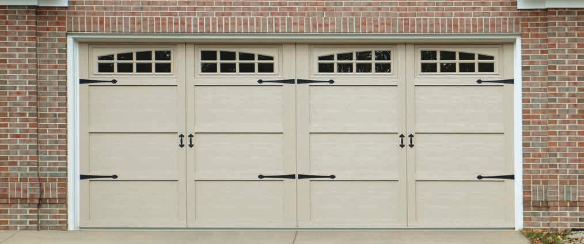 Courtyard Collection® - Carriage House Doors