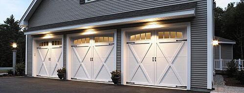 Courtyard Collection® Garage Doors 377t