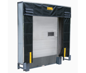 Dock Seals by Pentalift - PS-400S Rigid Dock Shelters