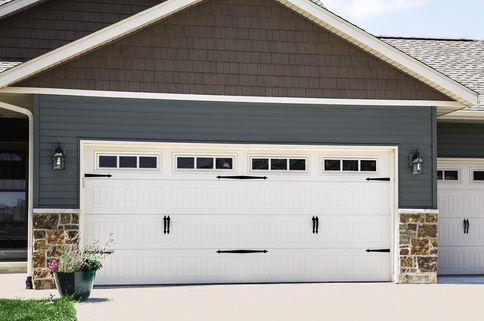 Double Car Garage Doors