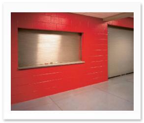 Fire-Rated Counter Door Model 641