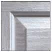 Garage Door Color - Cape Cod Grey