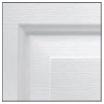 Garage Door Color - Glacier White