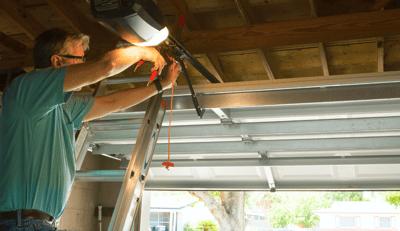 Garage Door Preventive Maintenance in New Jersey