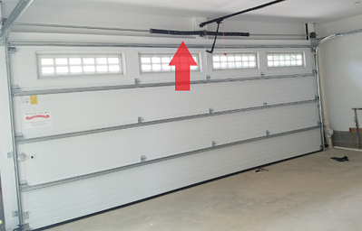 Garage Door Spring - Torsion Springs 1