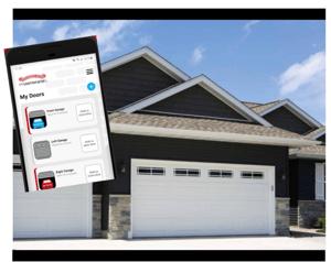 Garage Door Wireless Opener - OHD Anywhere in NJ