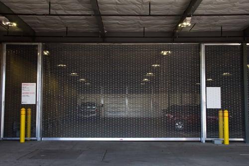 High Performance, High Speed Parking Garage Door by Cookson1