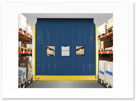 High Speed Fabric Doors - Model 990