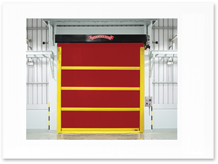 High Speed Fabric Doors - Model 992