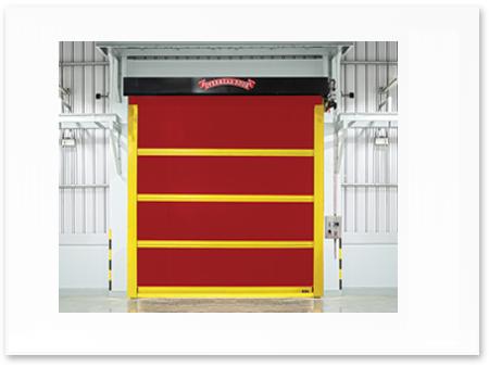 High Speed Fabric Doors - Model 992