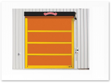 High Speed Fabric Doors - Model 993