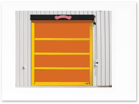 High Speed Fabric Doors - Model 993
