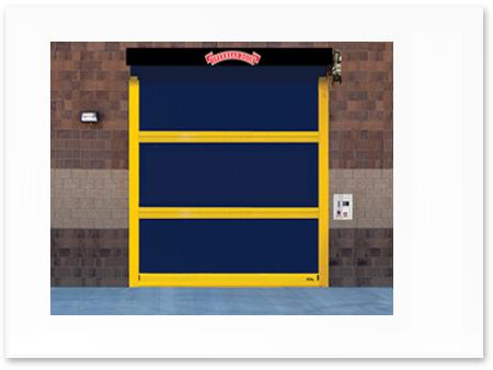 High Speed Fabric Doors - Model 994