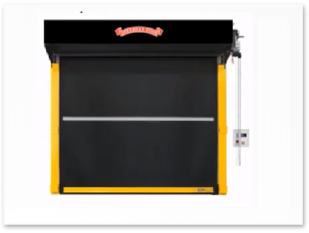High Speed Fabric Doors - Model 995