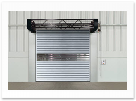 High Speed Metal Doors - Model 998