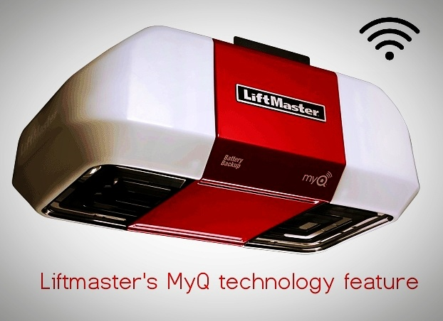 History of the Garage Door Operator; Liftmaster MyQ technology feature-779294-edited