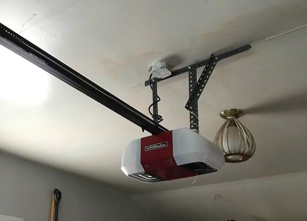 Home Garage Door Operators We Repair & Replace, After LiftMaster.jpg