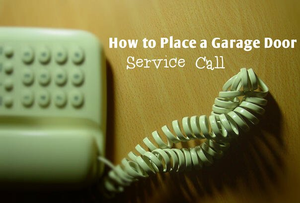 How to Place a Garage Door Service Call; Call the Overhead Door Company of Central Jersey.jpg