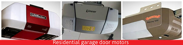 How to Place a Garage Door Service Call; Residential garage door motors by Overhead Door Company of Central Jersey.jpg