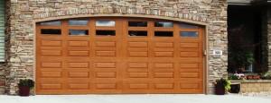 Model 982 - Fiberglass Garage Door