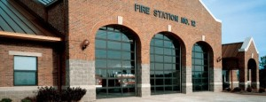 Fire Station Doors