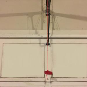 I Ve Pulled My Garage Door Release Cord Now What