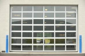 Model 521 - Aluminum-Glass Door