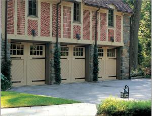 Medallion Series Garage Doors