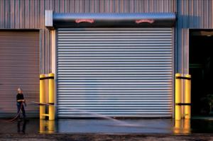 Rollup doors, Coiling Doors, Rolling shutters