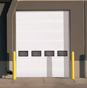 Insulated Sectional Steel Door - Thermacore 850 Advanced Performance-1