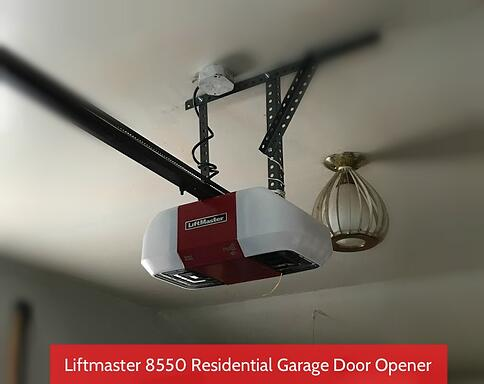 Garage Door Opener Bought At Retail