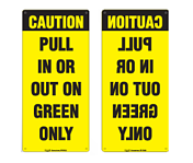 Loading Dock Signs - McGuire Dock Alert Light Communication System NJ - copia