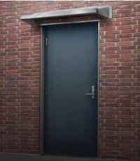 Man Door Canopies in NJ