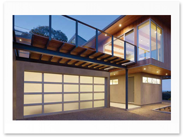 Modern Aluminum Glass Doors