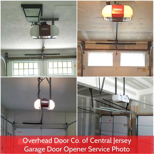 Overhead Door Co. of Centra Jersey Garage Door Opener Service Photo; Liftmaster; Linear